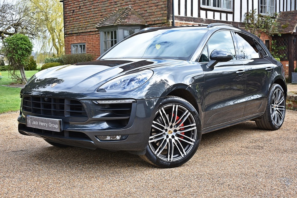 used Porsche Macan GTS PDK in in-kent