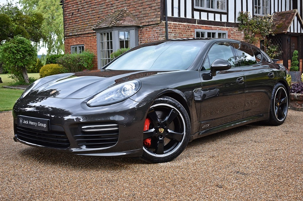 used Porsche Panamera V8 GTS PDK in in-kent