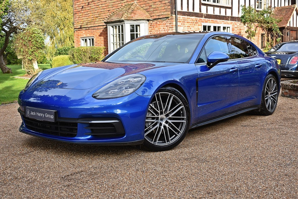 used Porsche Panamera PDK in in-kent