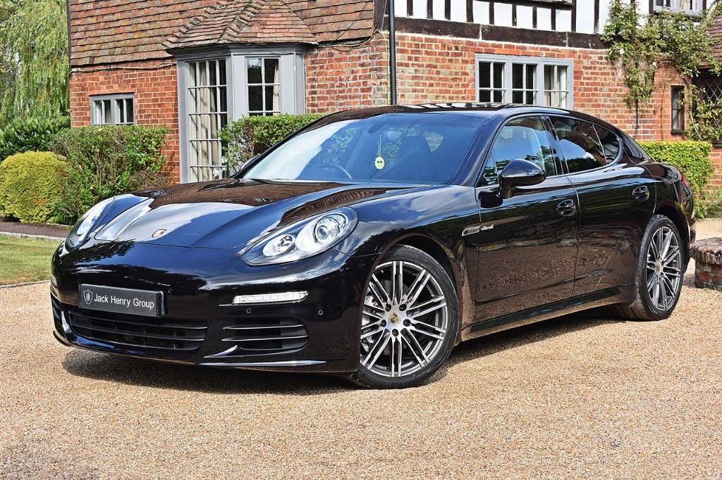 used Porsche Panamera D V6 TIPTRONIC in in-kent