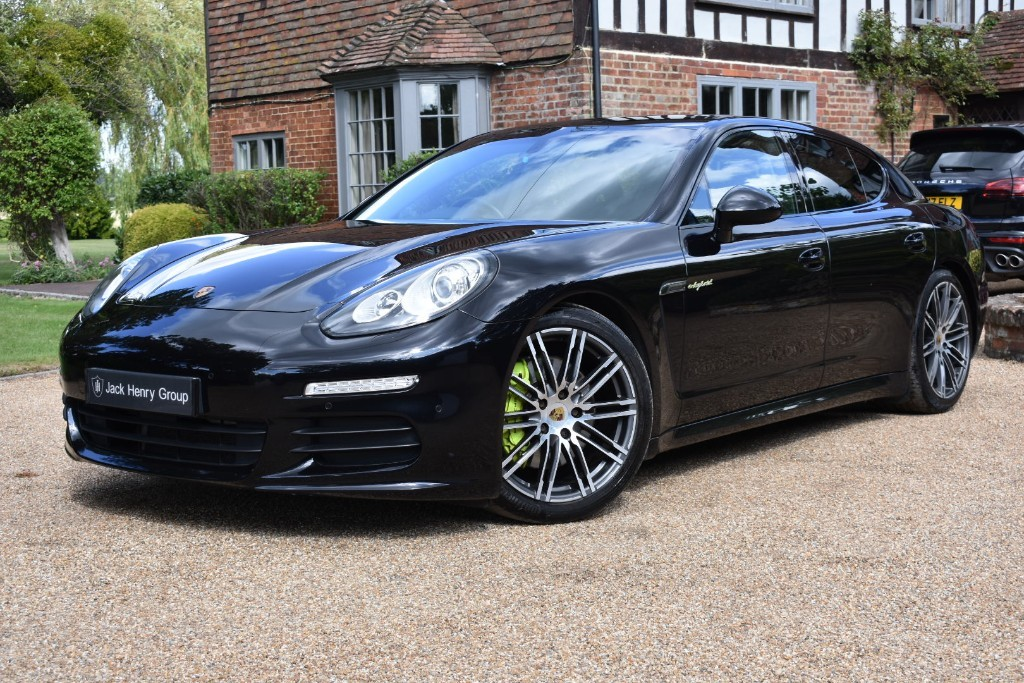 used Porsche Panamera S E-HYBRID TIPTRONIC in in-kent