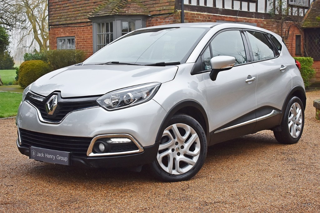 used Renault Captur DYNAMIQUE MEDIANAV DCI in in-kent