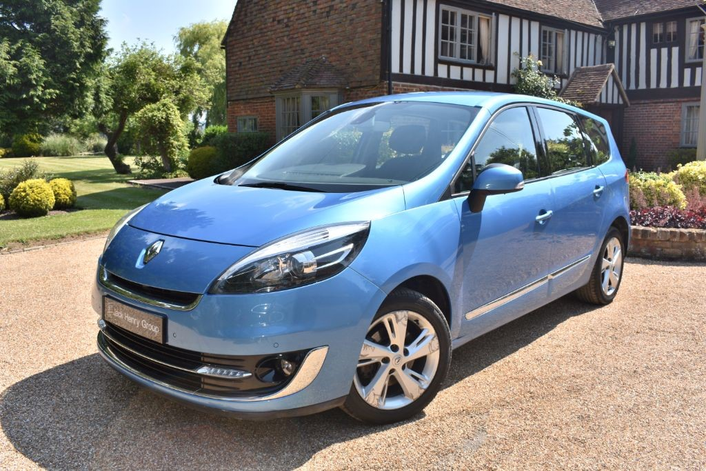 used Renault Scenic GRAND DYNAMIQUE TOMTOM ENERGY DCI S/S in in-kent