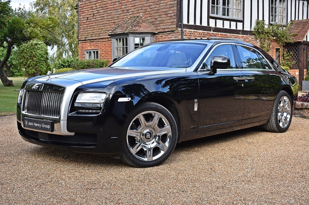 used Rolls-Royce Ghost V12 SWB in in-kent