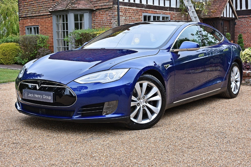 used Tesla Model S E 70D CVT in in-kent