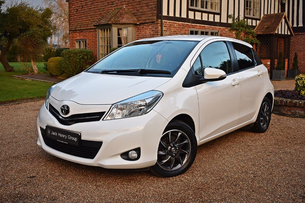 used Toyota Yaris VVT-I EDITION in in-kent