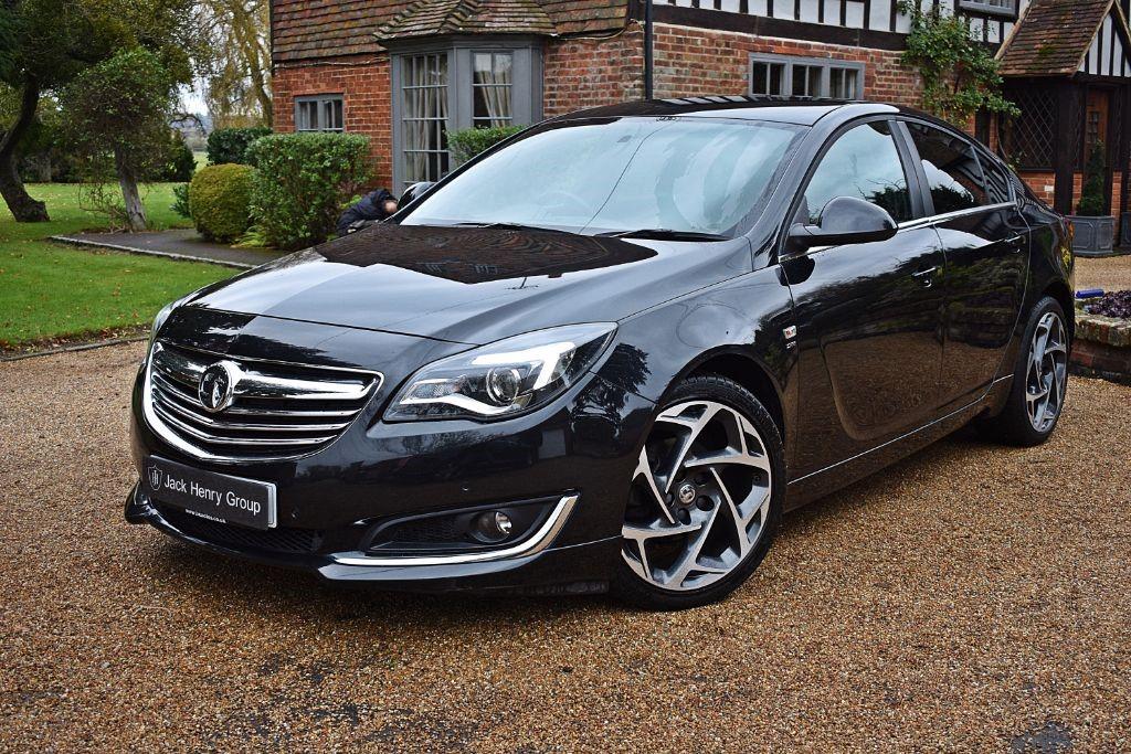 used Vauxhall Insignia SRI NAV VX-LINE CDTI ECOFLEX S/S in in-kent
