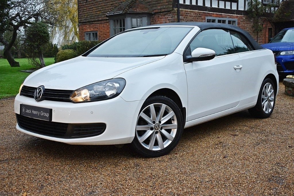 used VW Golf S TSI in in-kent