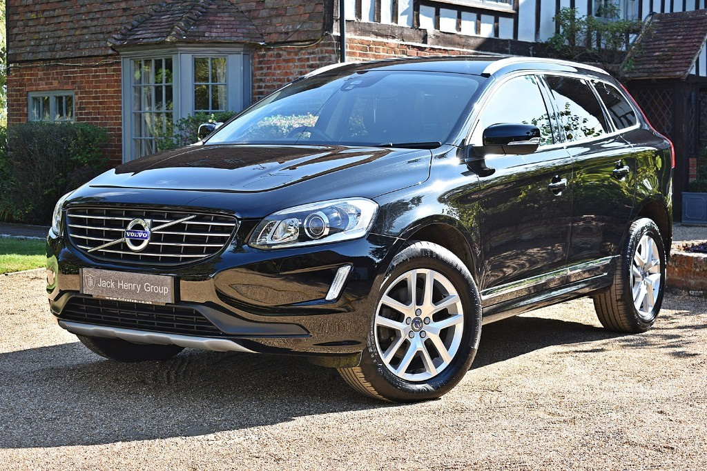 used Volvo XC60 D4 SE LUX NAV AWD in in-kent