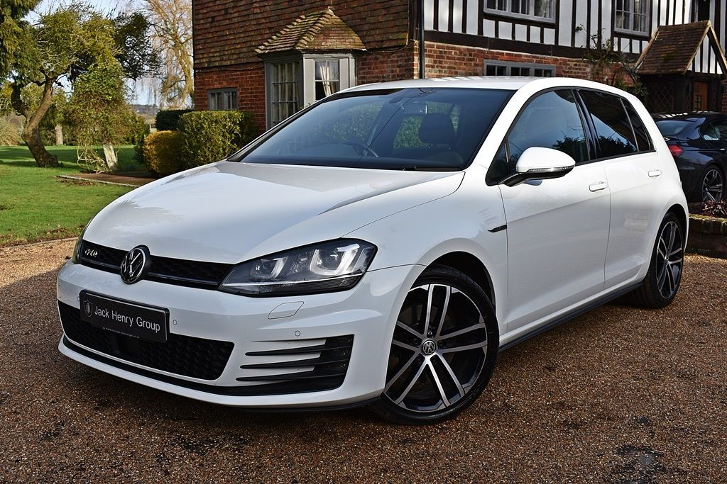 used VW Golf GTD in in-kent