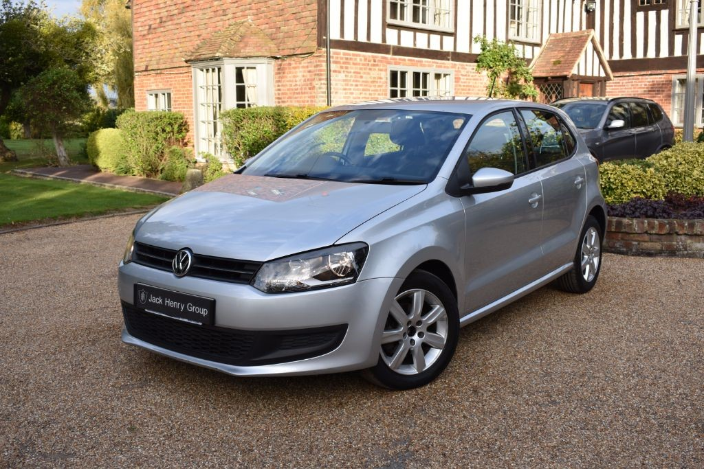 used VW Polo SE in in-kent
