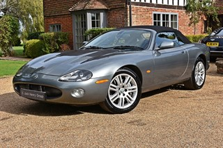 Jaguar XK8 for sale
