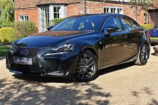 Lexus IS 300h for sale