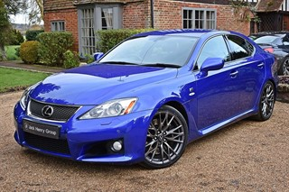 Lexus IS F for sale