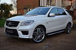 Mercedes ML63 AMG for sale