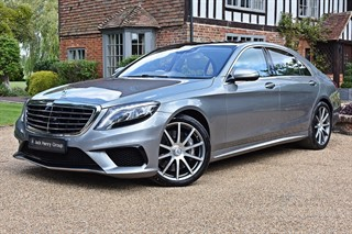 Mercedes S63 for sale