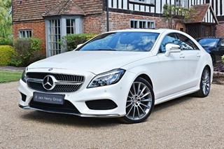 Mercedes CLS350 for sale