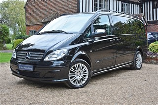 Mercedes Viano for sale