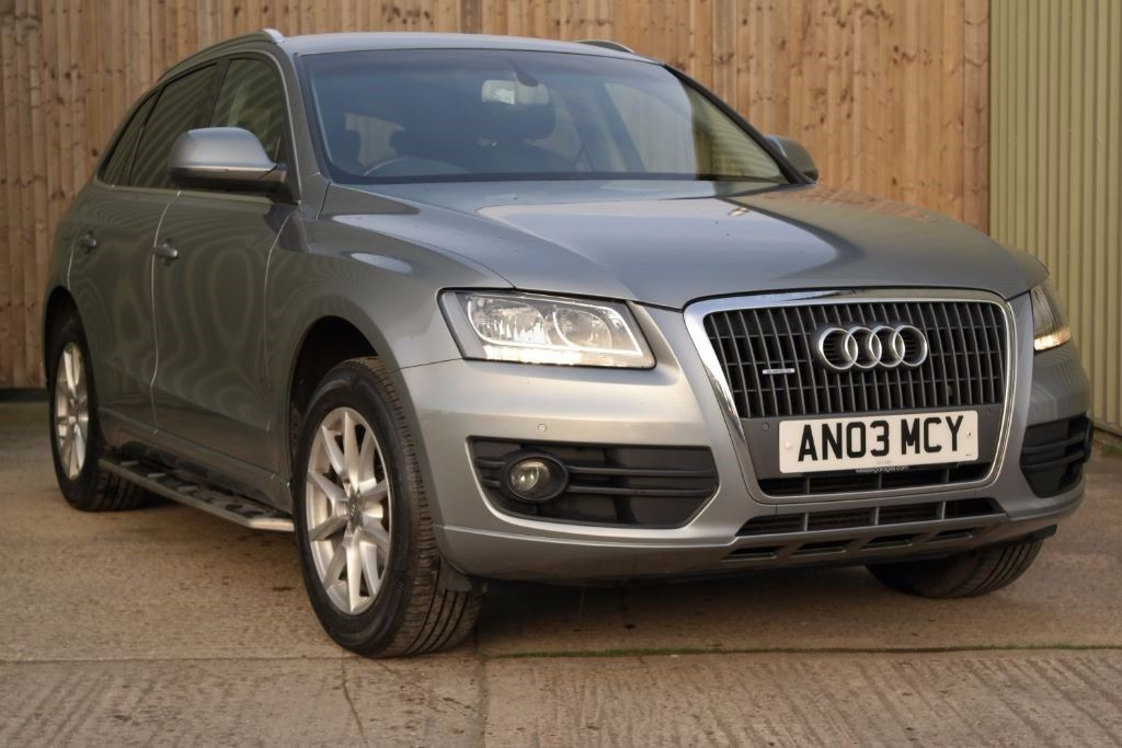 Audi Q5 Smg Demo Sites Surrey