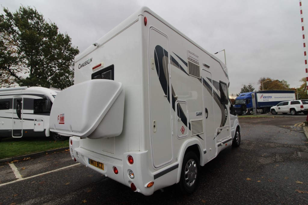 Chausson Flash Smg Demo Sites Surrey