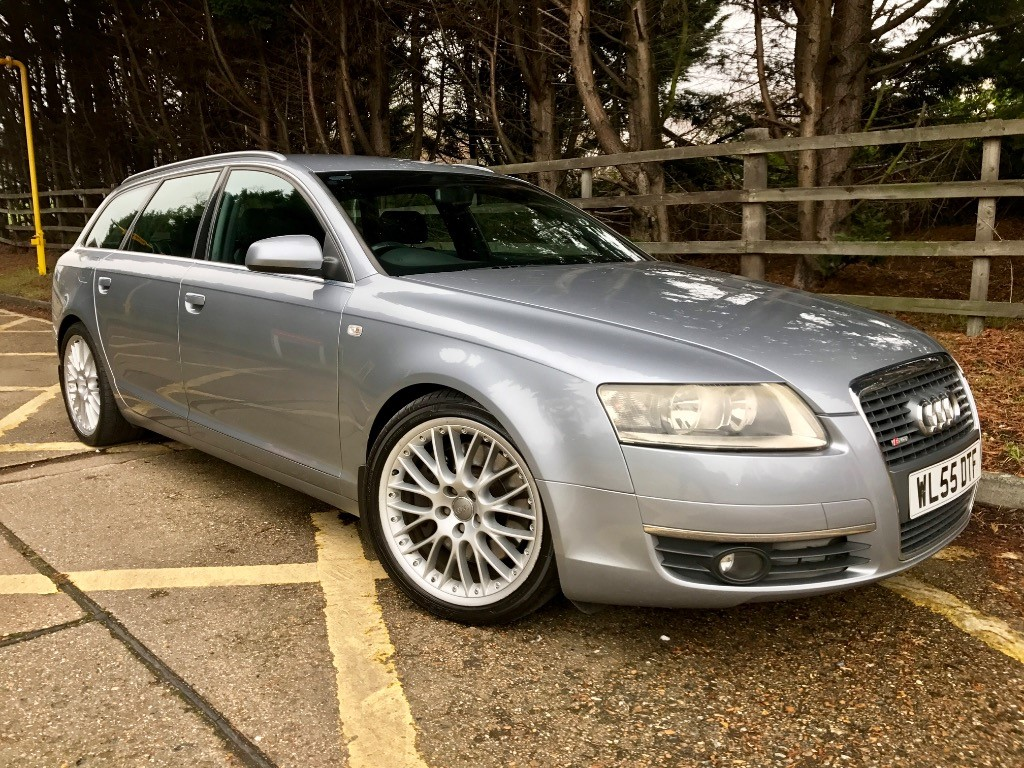 used Audi Quattro TDI S LINE in essex
