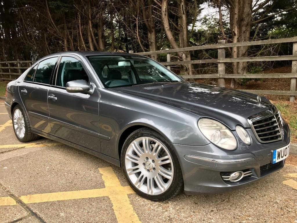 used Mercedes E280 CDI SPORT in essex