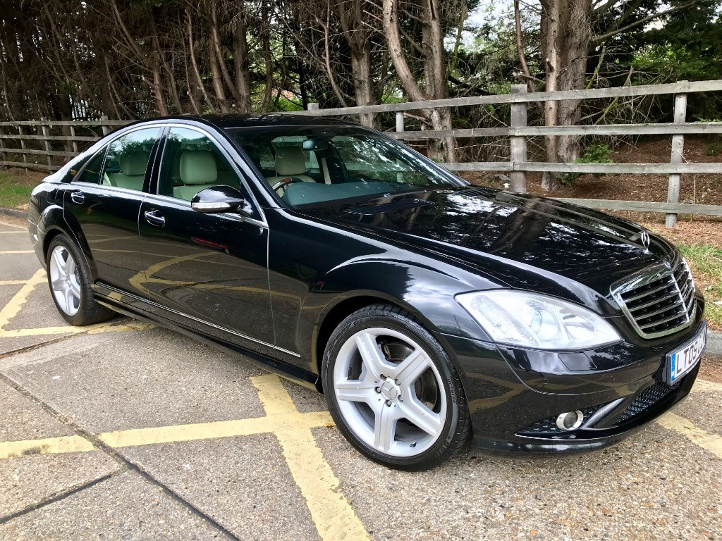 used Mercedes S320 CDI in essex