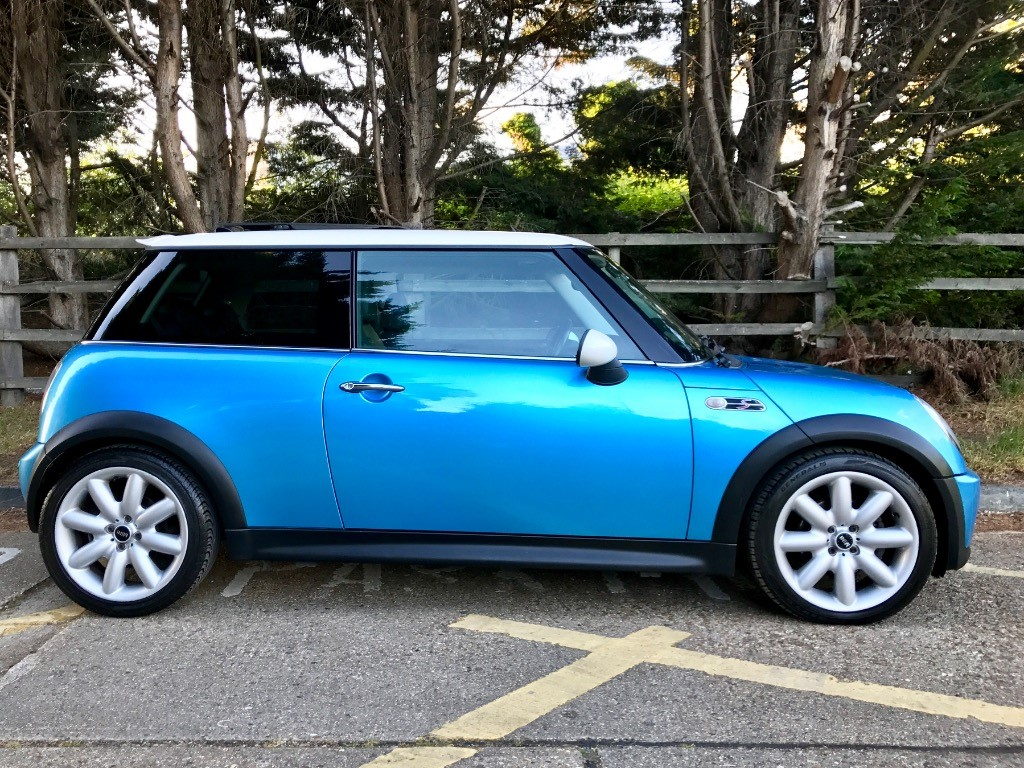 used hyper blue mini cooper s for sale essex Factory Replacement Car CD Changers In-Dash Car CD Changer