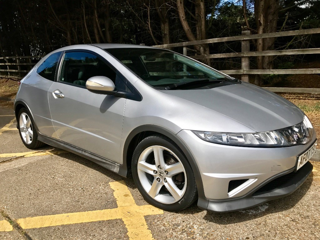 used Honda Civic I-VTEC TYPE-S in essex