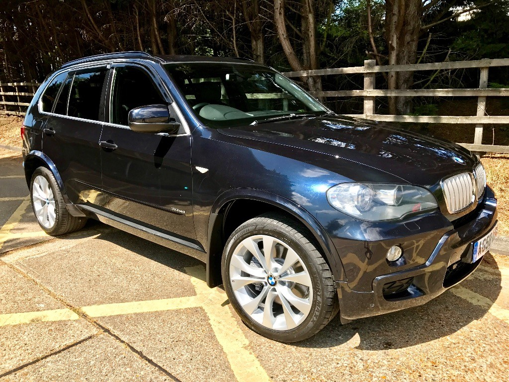 used BMW X5 SD M SPORT in essex
