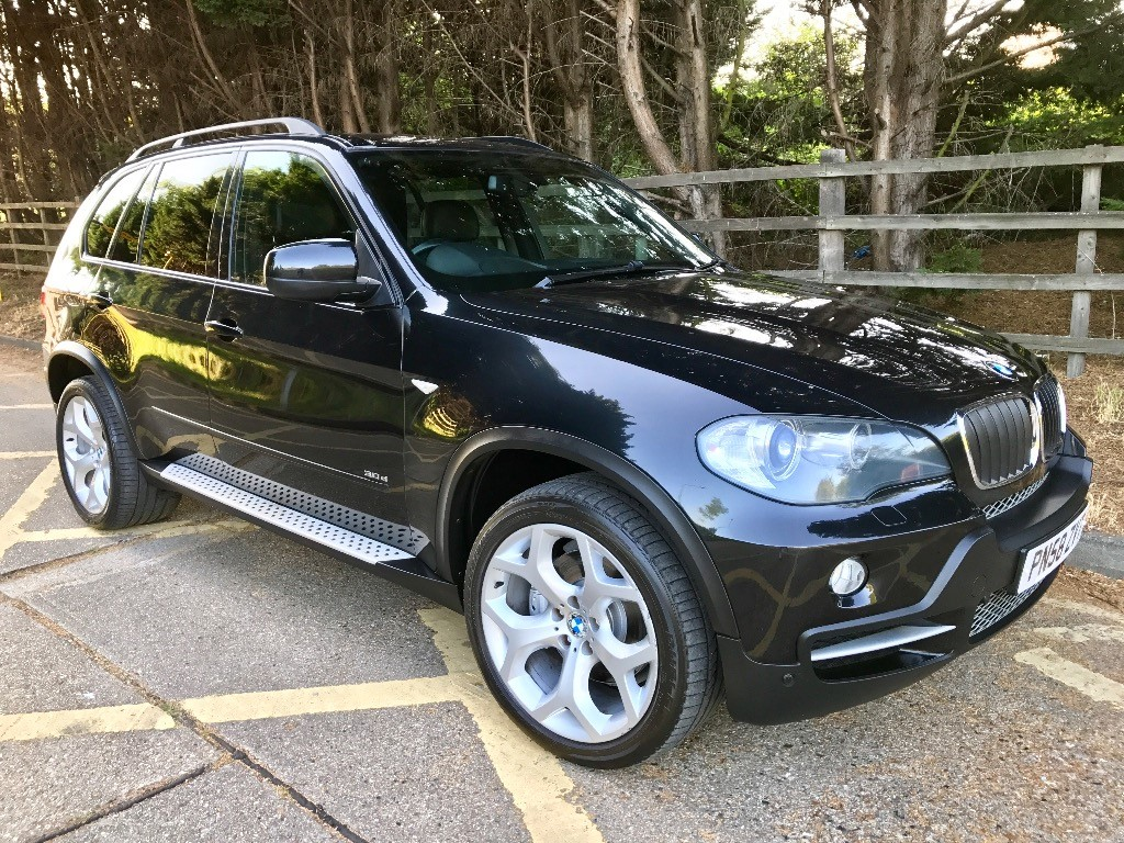 used BMW X5 D SE in essex