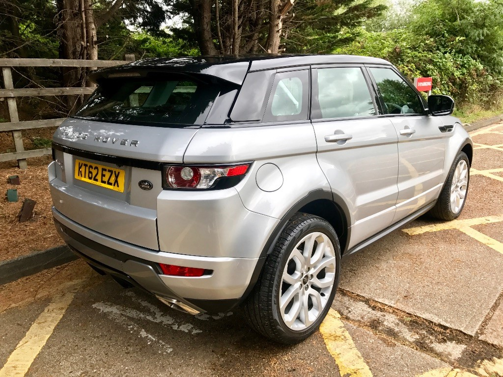 rover for land range sale landrover capsule review evoque side