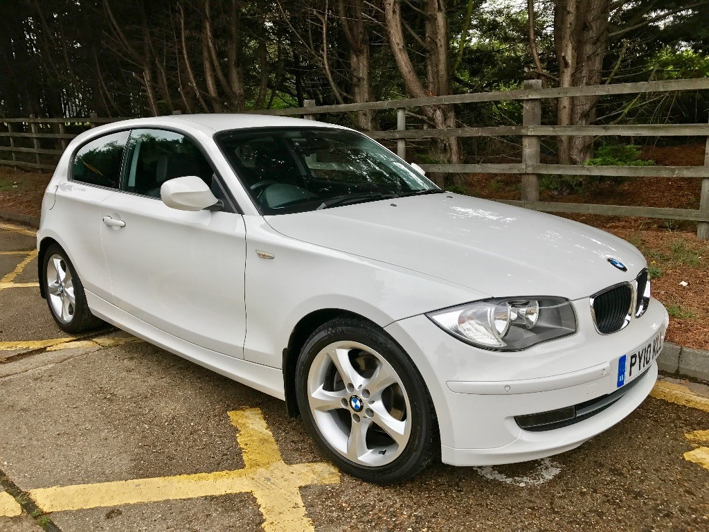 used BMW 118d 118D SPORT 118D SPORT in essex