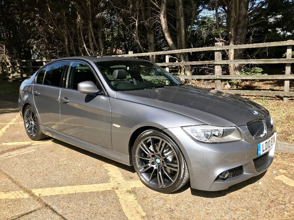 used BMW 320d M SPORT BUSINESS EDITION in essex