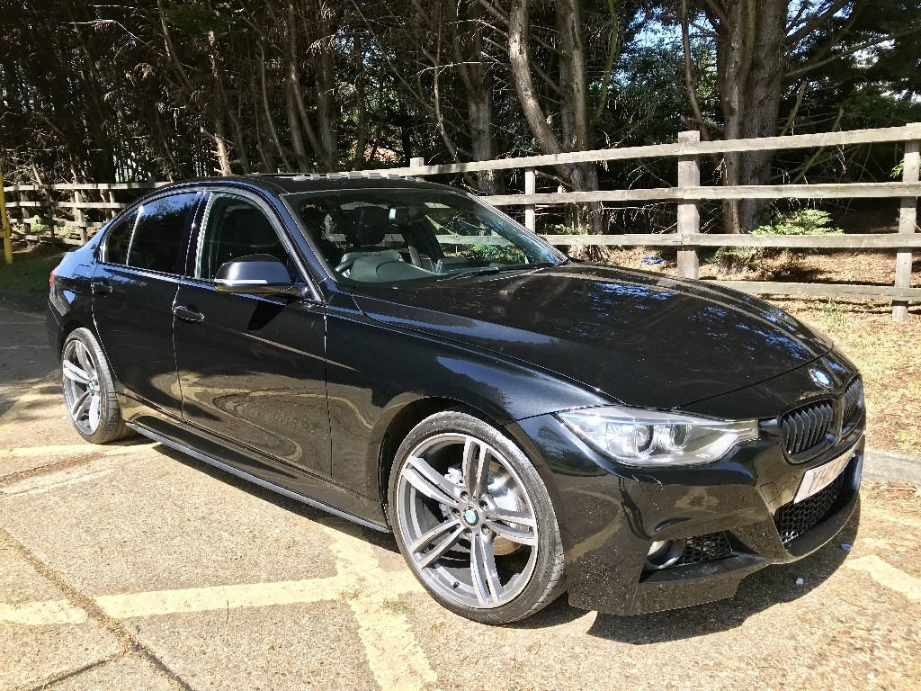 used BMW 320i SPORT in essex