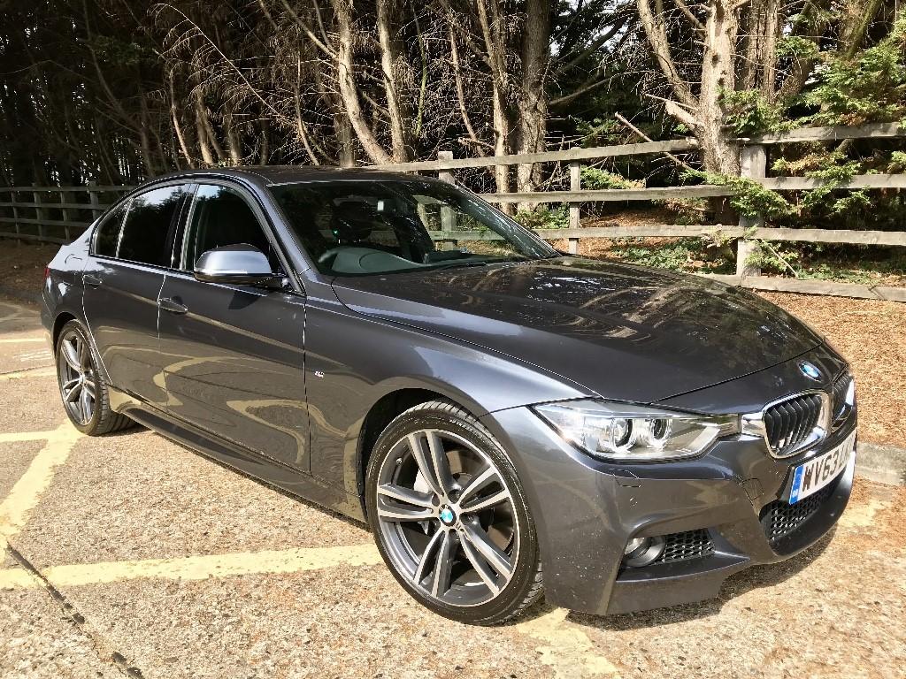 used BMW 335d 335D M SPORT AUTO X DRIVE in essex