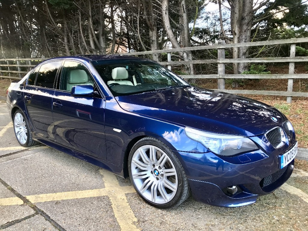 used BMW 535d M SPORT in essex