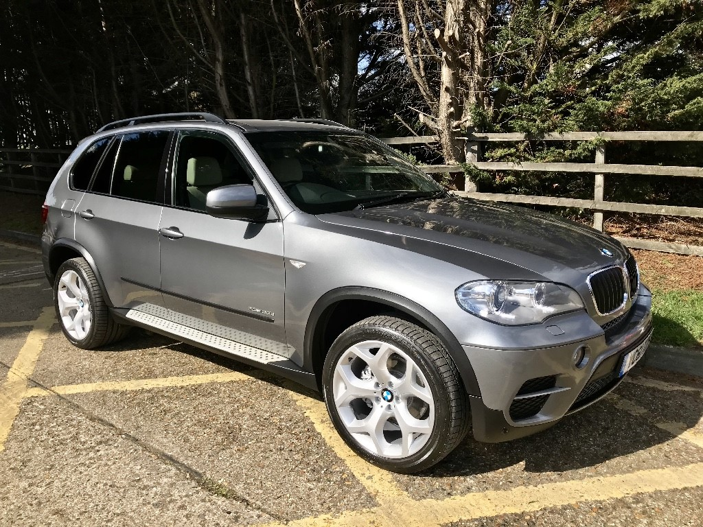 used BMW X5 XDRIVE30D SE in essex