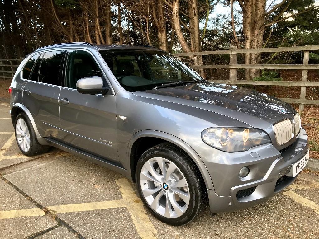 used BMW X5 XDRIVE35D M SPORT in essex