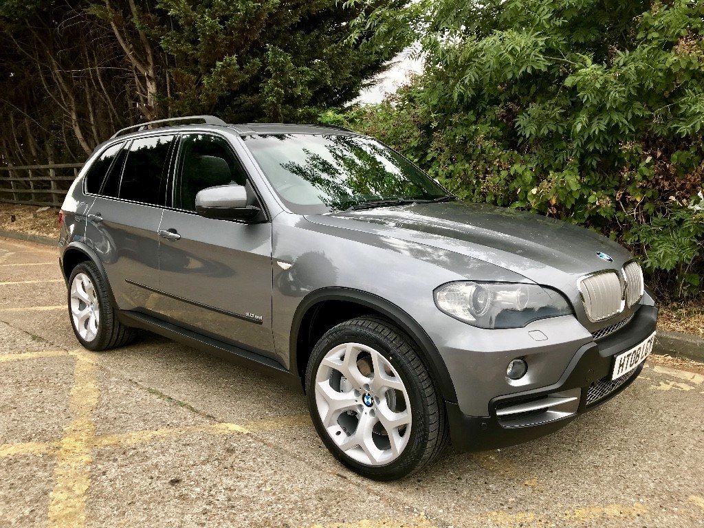 used BMW X5 SD SE in essex