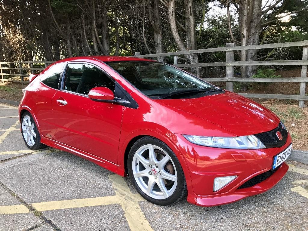 used Honda Civic I-VTEC TYPE-R GT in essex