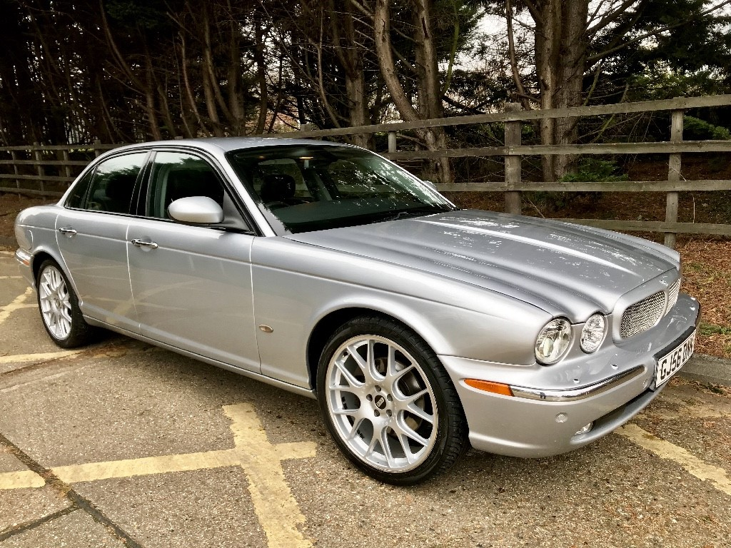 used Jaguar XJ TDVI SPORT PREMIUM in essex