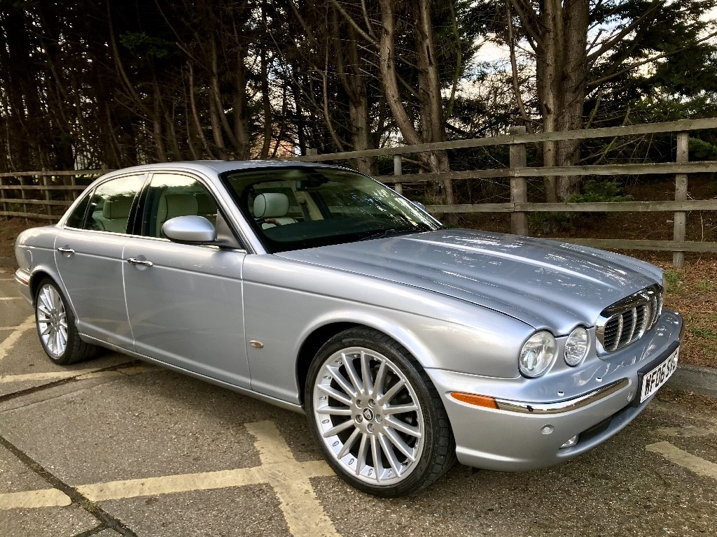 used Jaguar XJ TDVI SOVEREIGN in essex