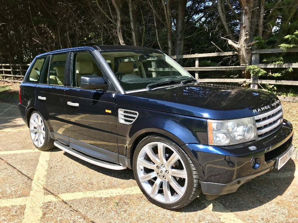used Land Rover Range Rover Sport TDV6 HSE in essex