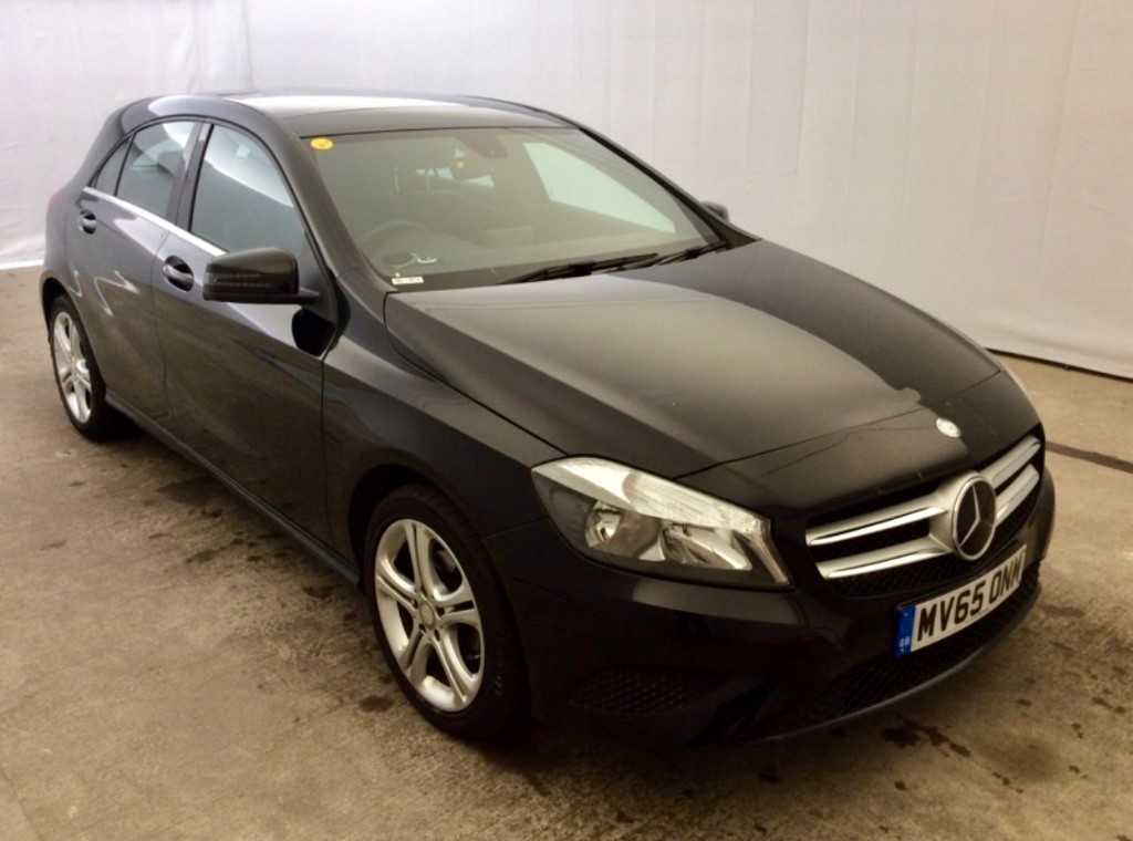 used Mercedes A180 CDI SPORT EDITION in essex