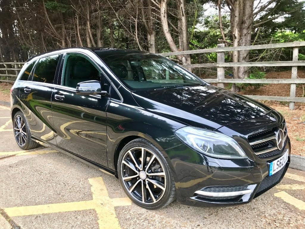 used Mercedes B180 CDI BLUEEFFICIENCY SPORT in essex