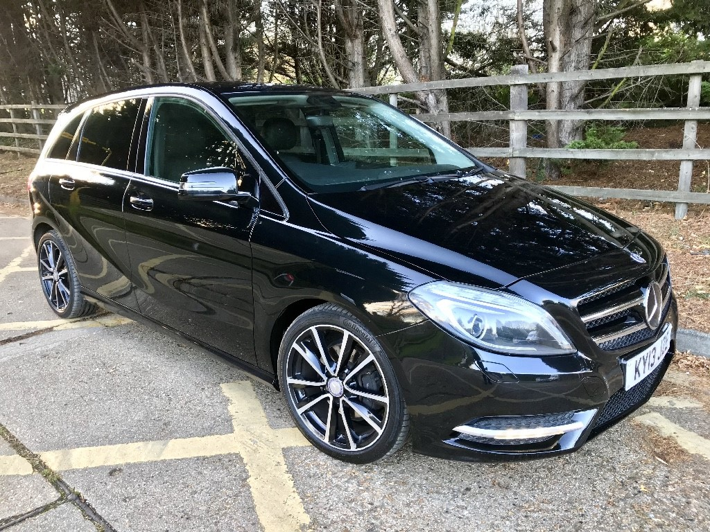 used Mercedes B180 B180 CDI BLUEEFFICIENCY SPORT in essex