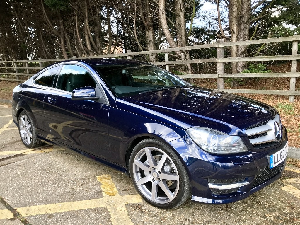 used cavansite blue met mercedes c220 for sale essex. Black Bedroom Furniture Sets. Home Design Ideas