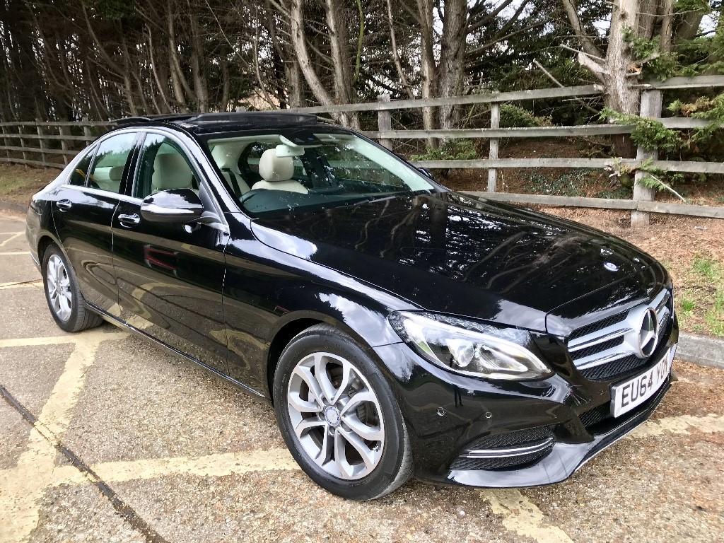 used Mercedes C220 BLUETEC SPORT PREMIUM PLUS in essex