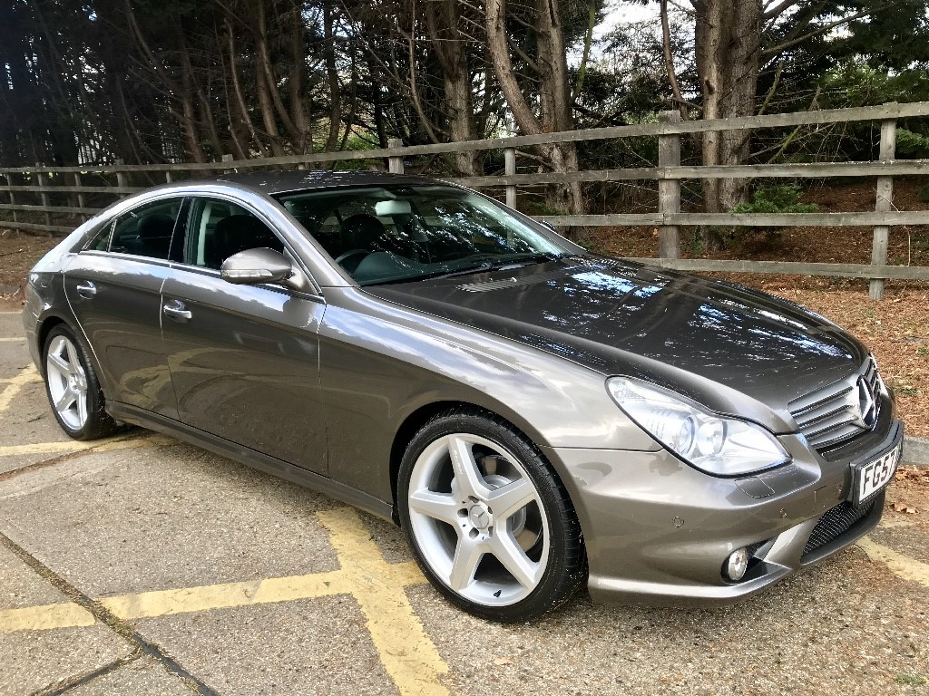 used Mercedes CLS320 CDI CLS320 CDI in essex